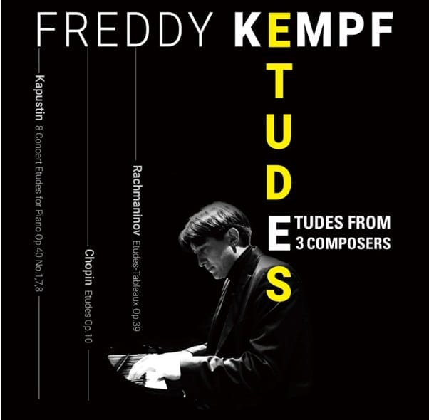 Freddy Kempf What's On July Seoul 2018
