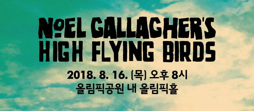 seoul concert noel gallagher korea
