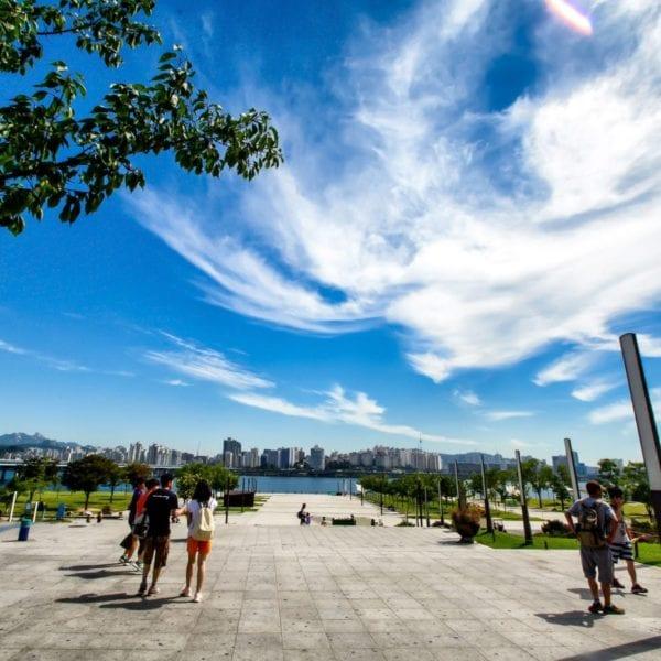 seoul summer park korea