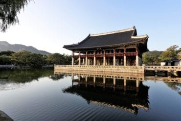 korea september fall events