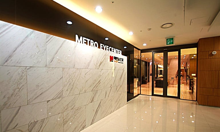 10 English Speacking Optometrists in Korea Metro Eye Center Daegu lasik