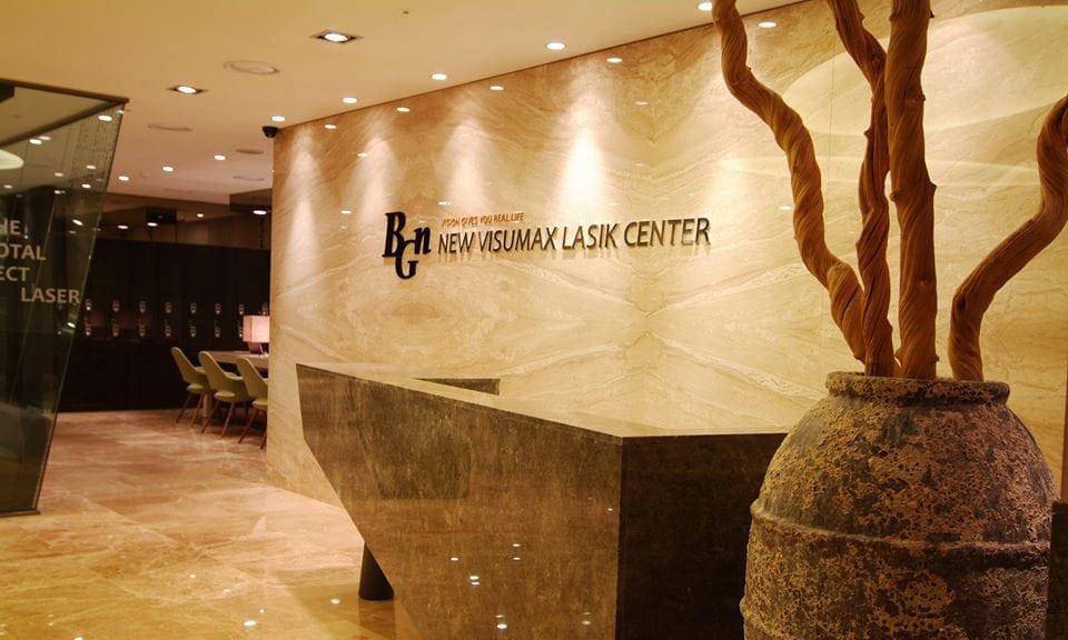 10 English speaking Optometrists in Korea Glory BGN Eye Hospital lasik