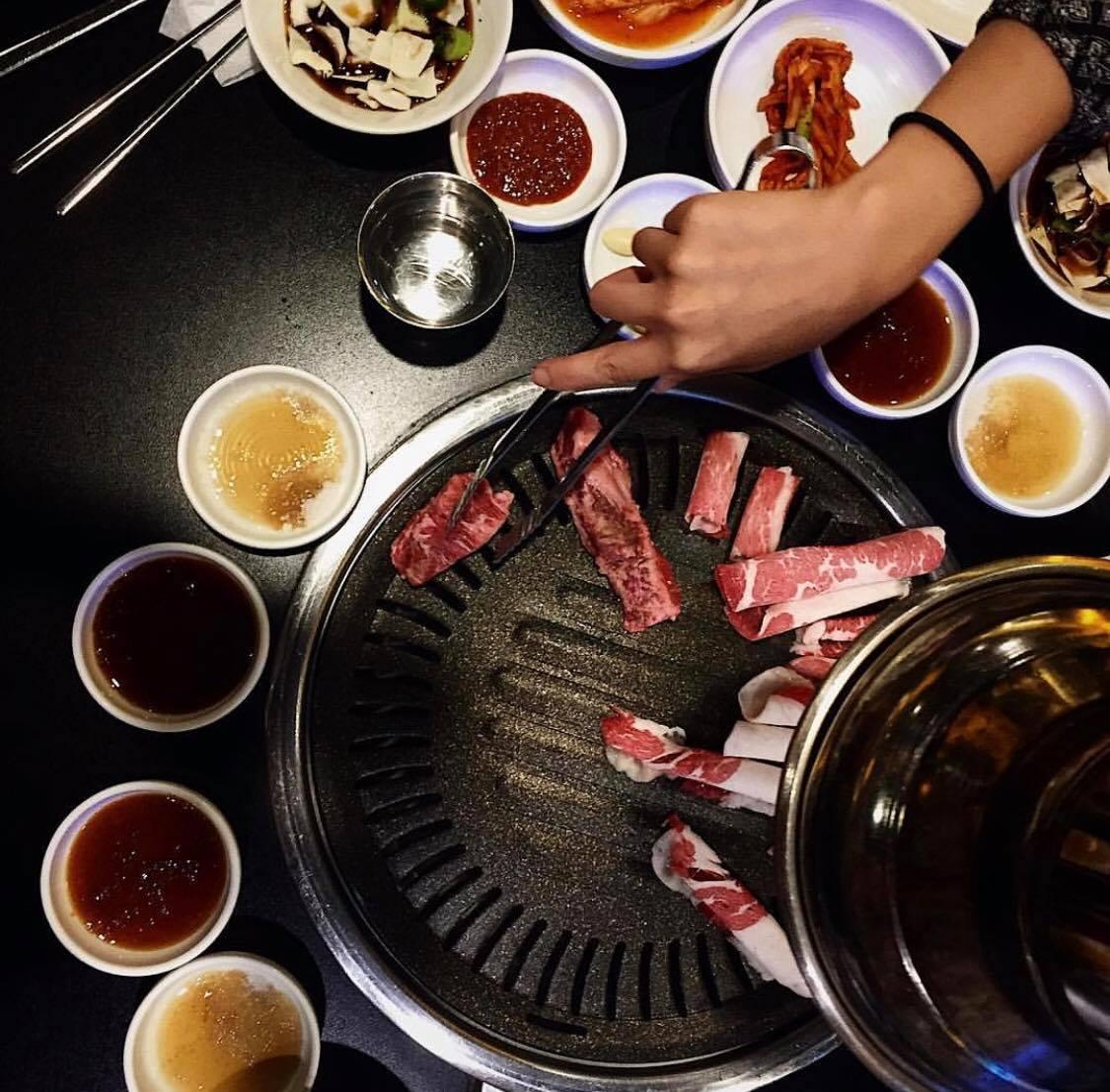 korean food barbeque foods popular best