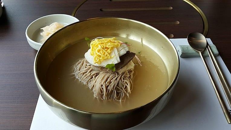 naengmyeon korea korean food foods popular best