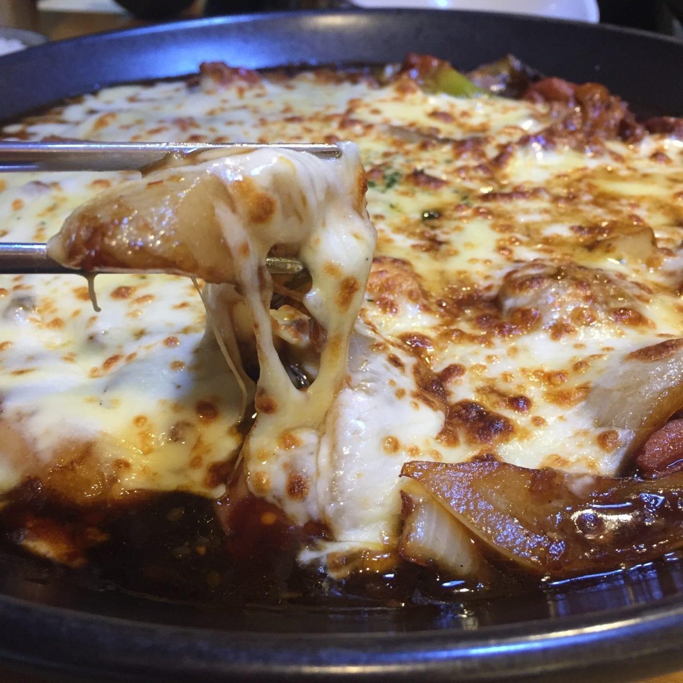korean food foods popular best jjimdak