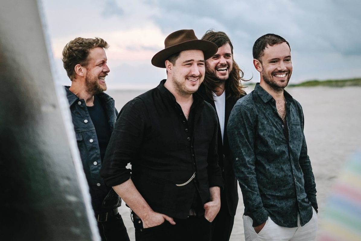 mumford and sons seoul live concert 2019