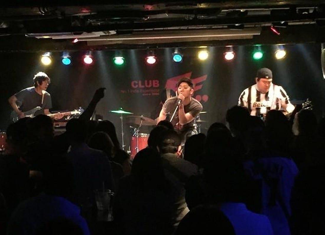 Best Live Music Venue: Club FF