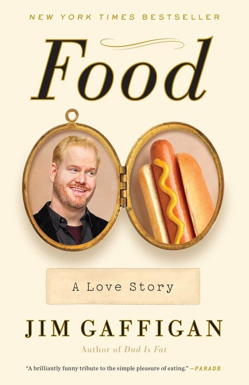 food book cover jim gaffigan