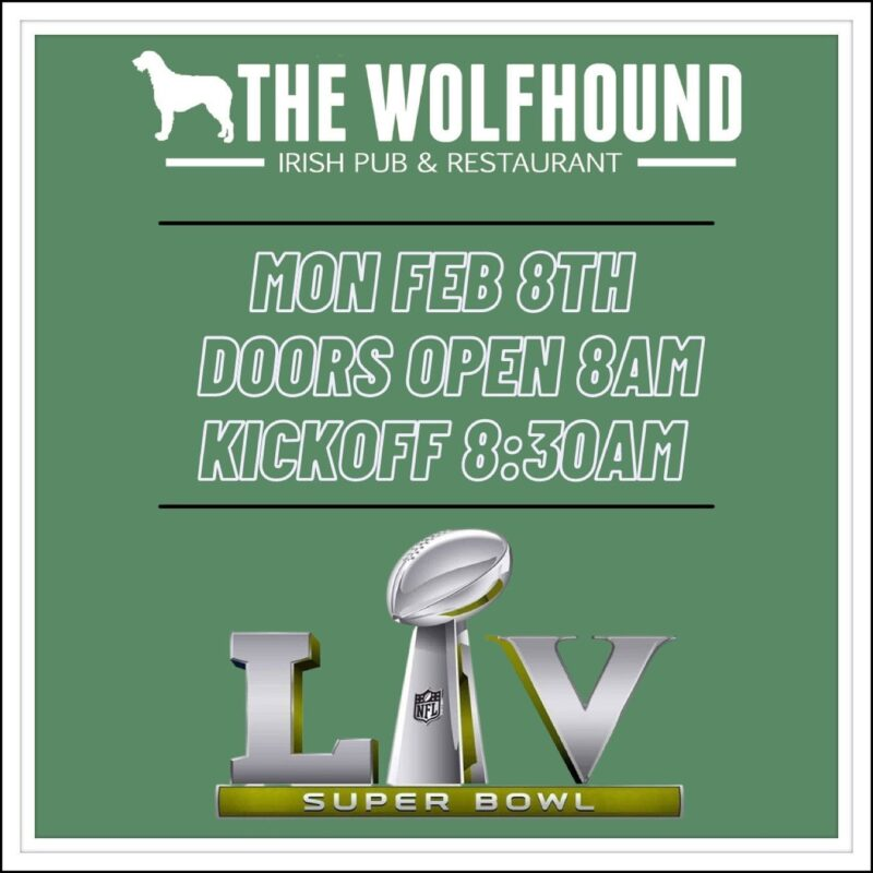 the wolfhound super bowl in seoul