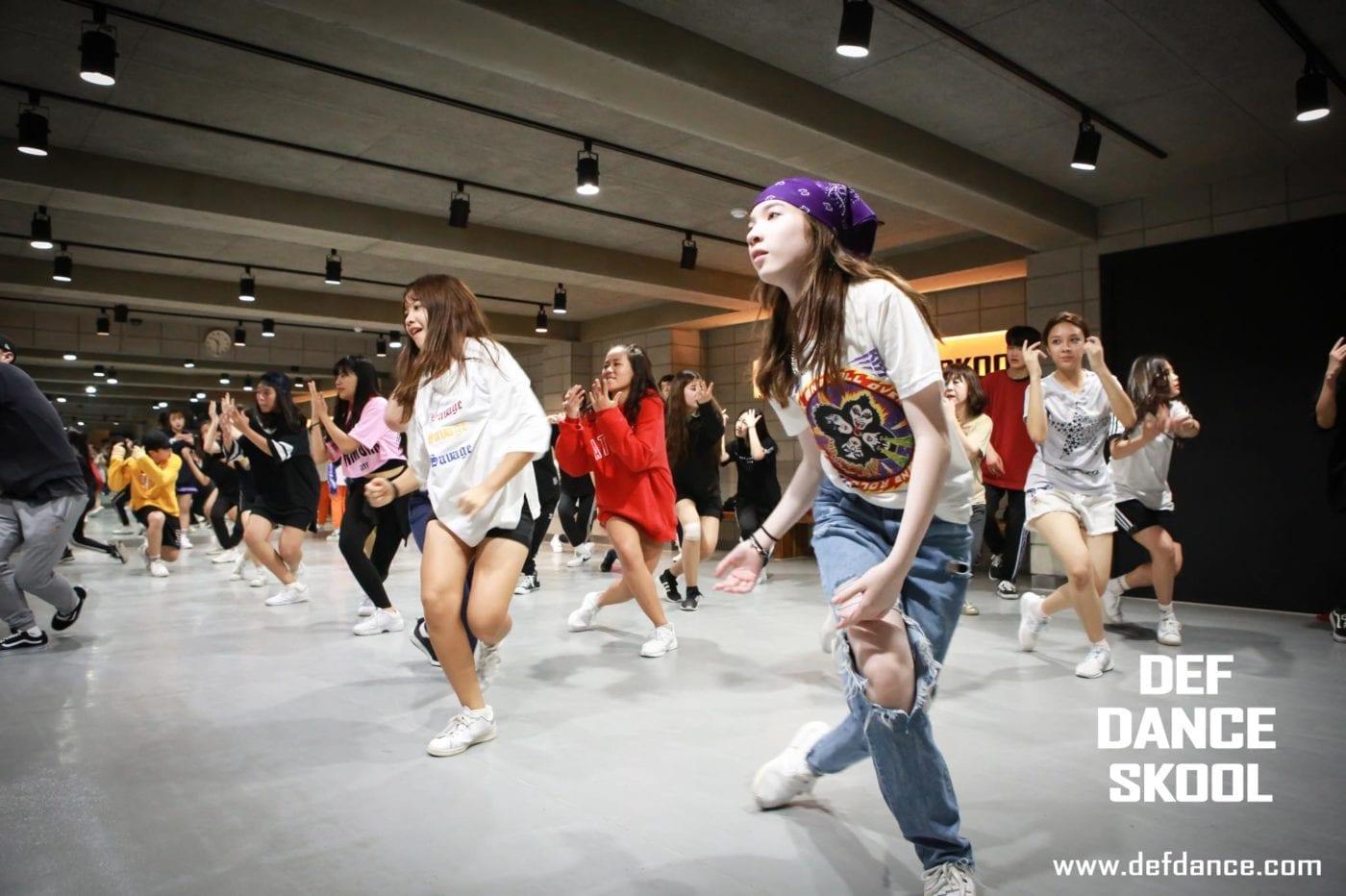 Where To Find K-Pop Dance Classes in Seoul   10 Magazine Korea