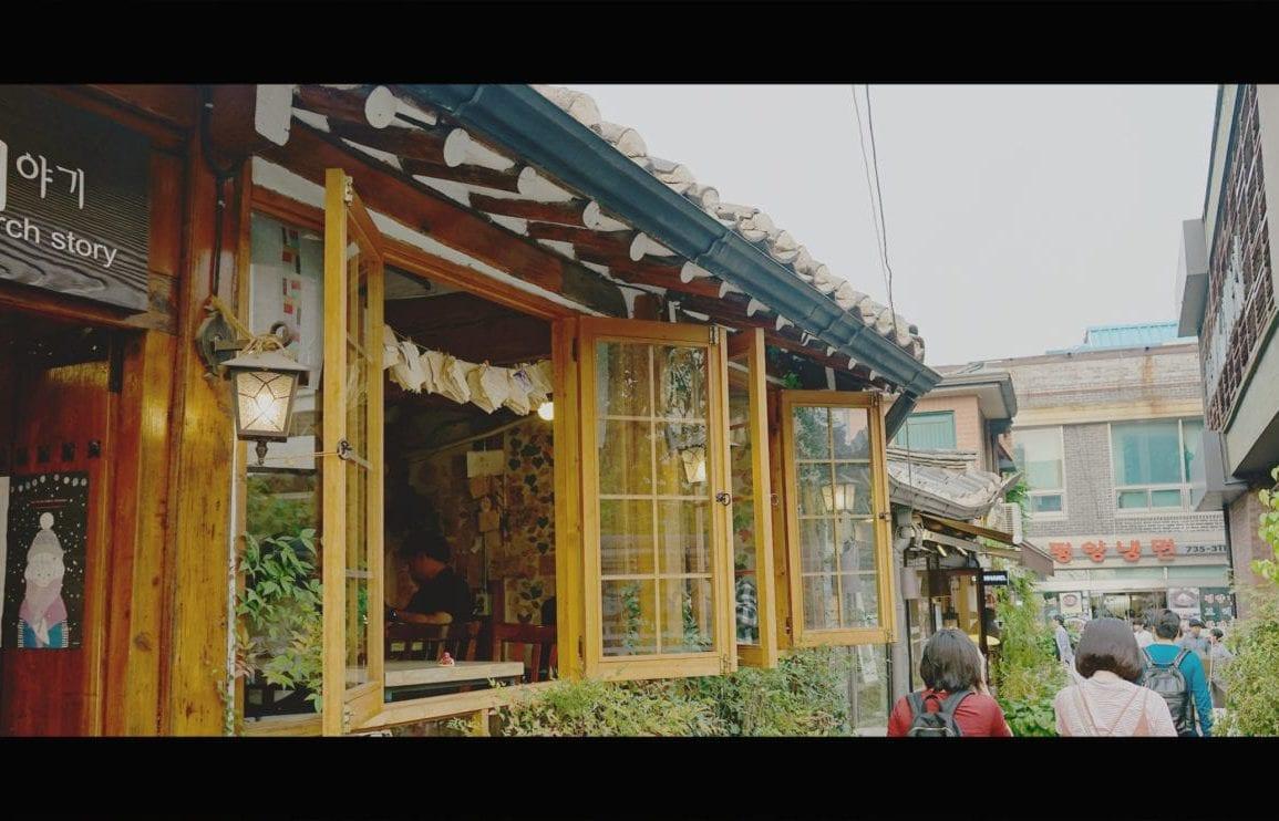 ikseon dong hanok village