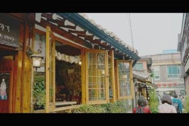 ikseon-dong hanok village