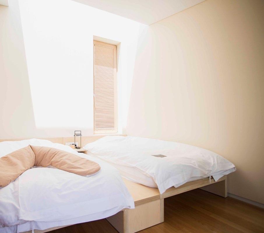 hotel resort room healience