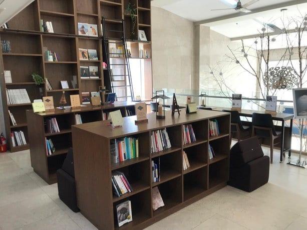library healience