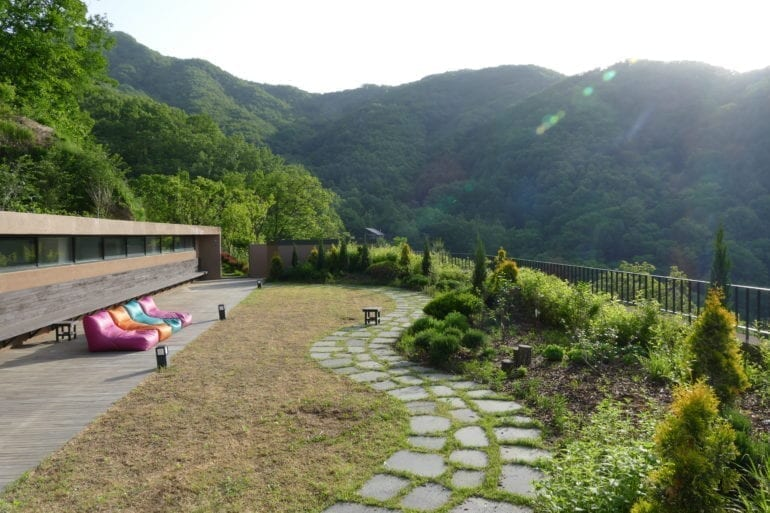 healience location resort korea