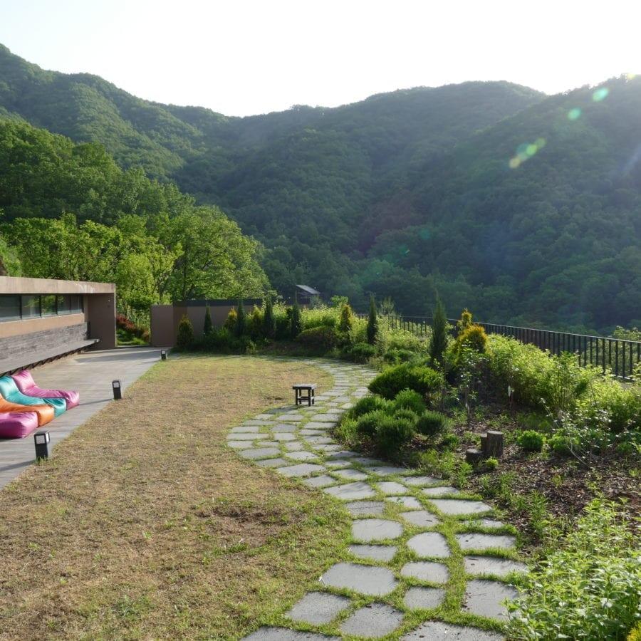 healience location resort korea
