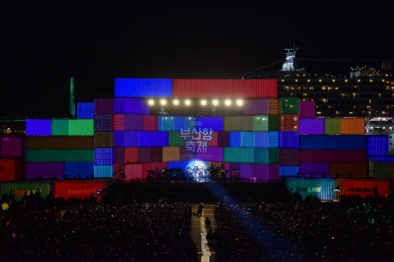 things to do in may korea busan port festival 2019