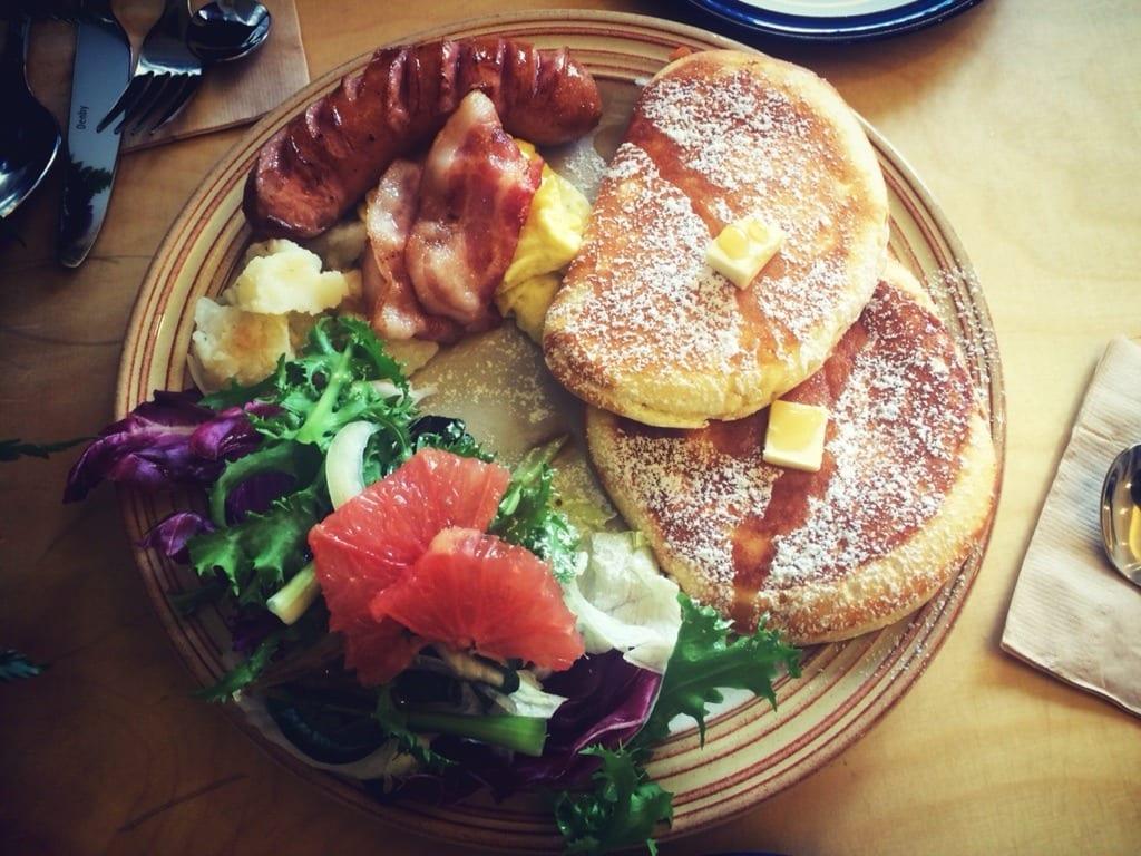 buttermilk pancakes seoul