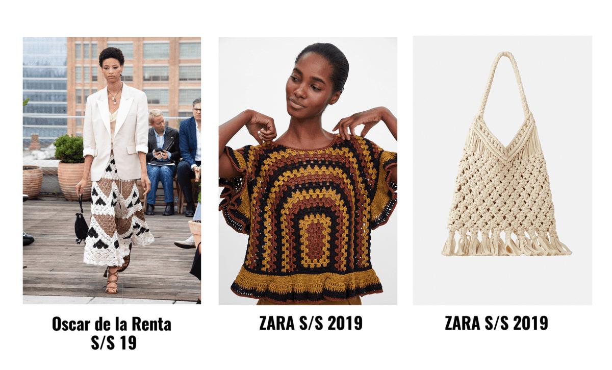 crochet spring trend