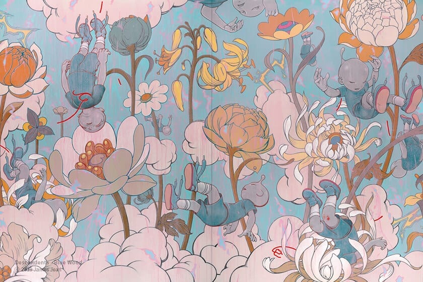things to do in may korea  james jean eternal exhibition