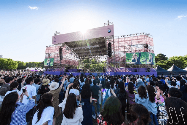 things to do in may korea seoul jazz festival 2019