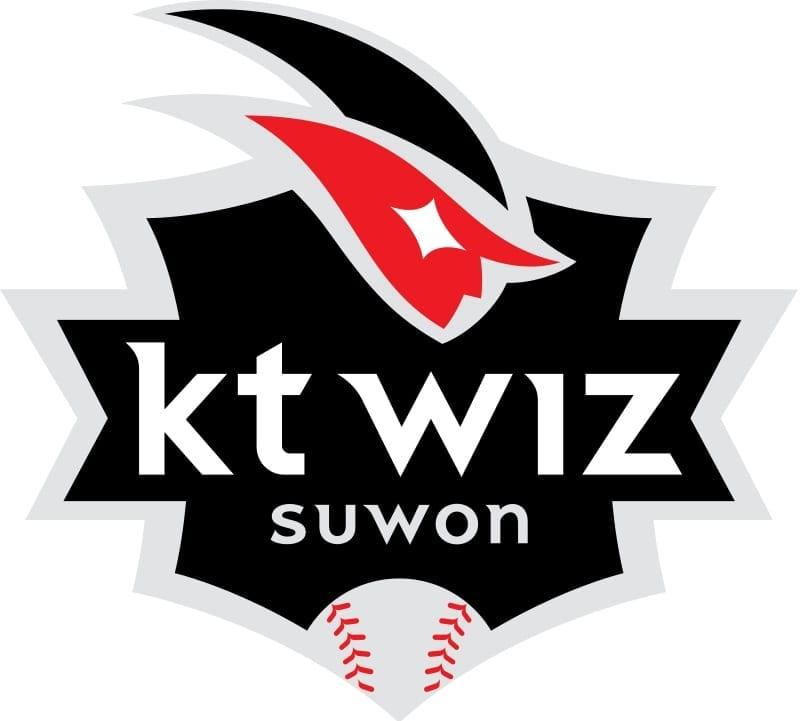 kt wiz kbo baseball team korea