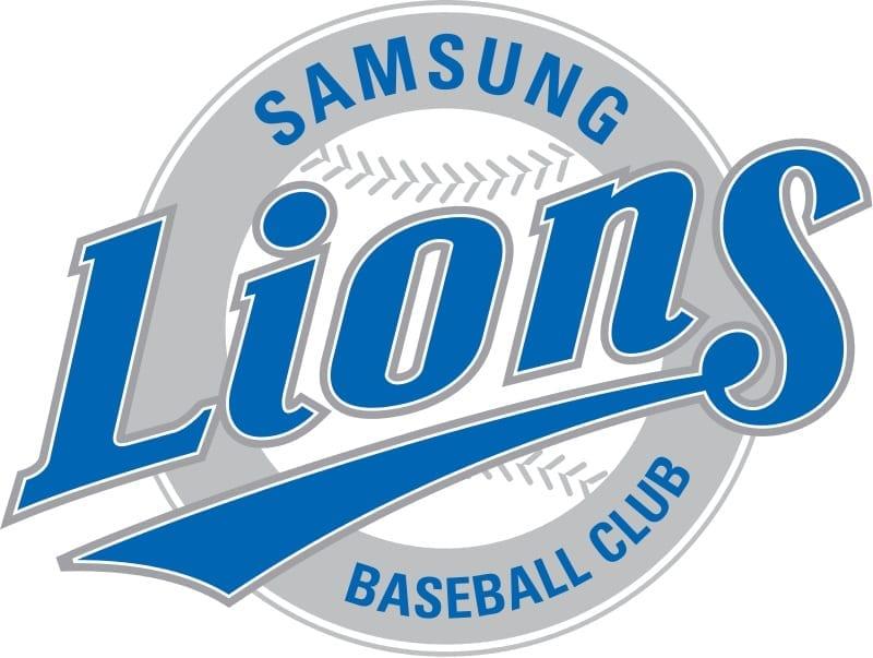 samsung lions kbo korea baseball team