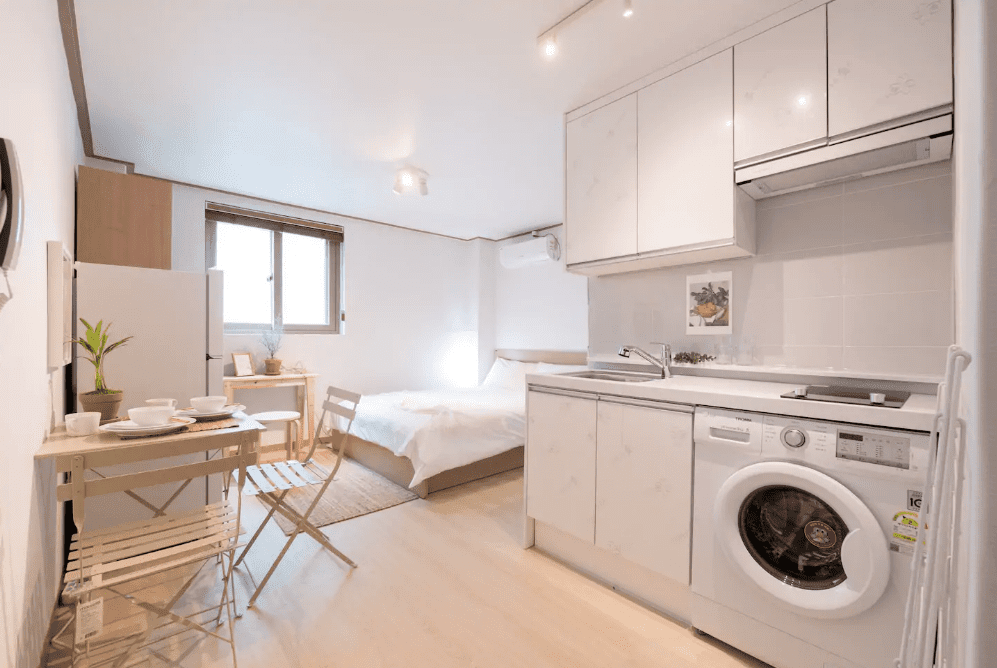 best places hotels seoul airbnb