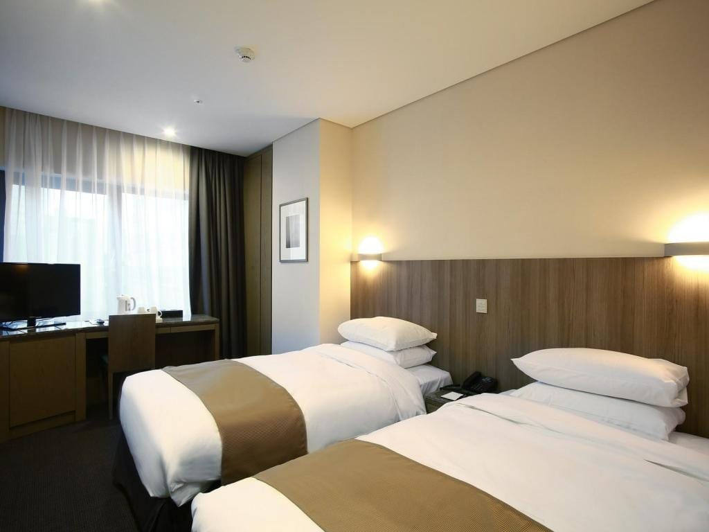 center mark best places hotels seoul