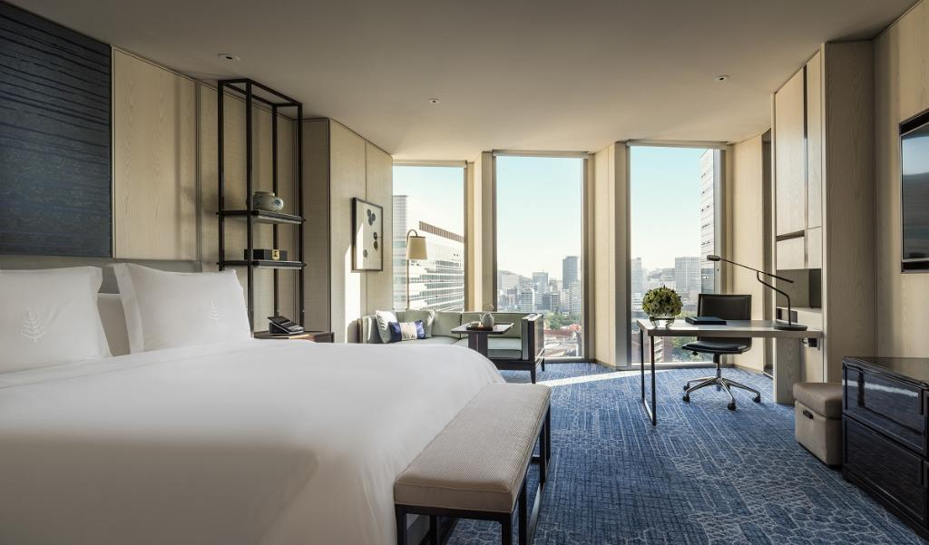 best places hotels seoul four season