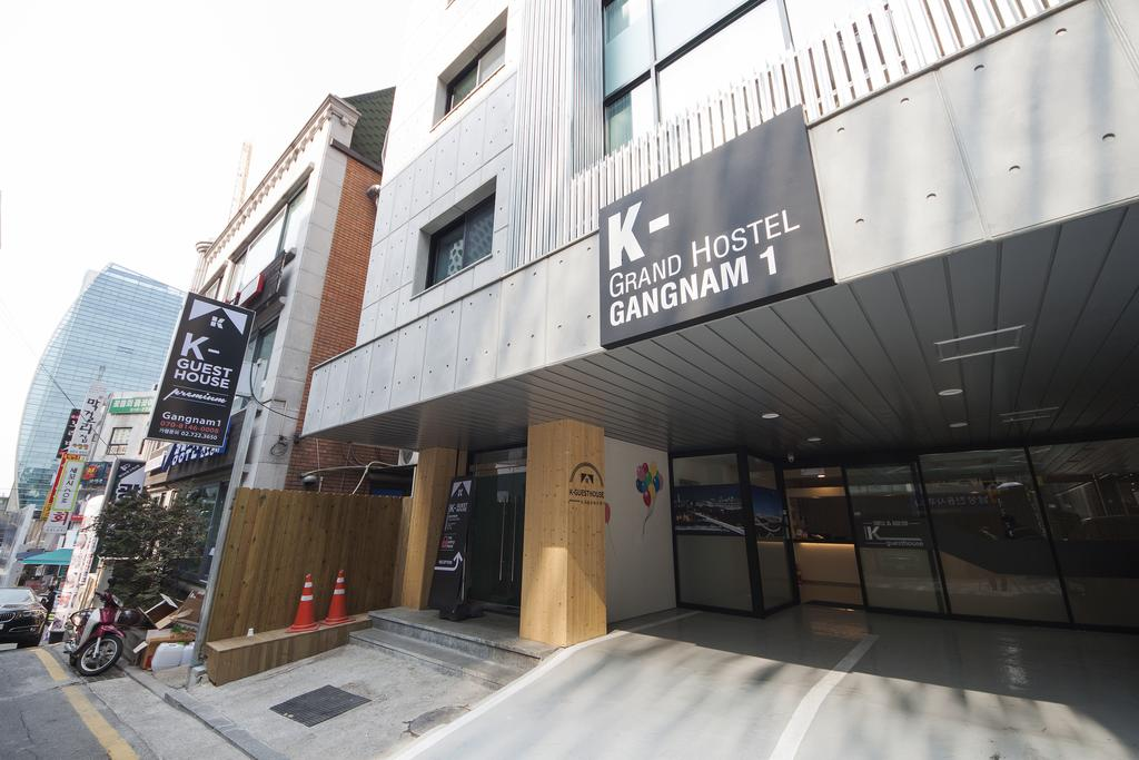 best places hotels seoul k-grand hostel guesthouse