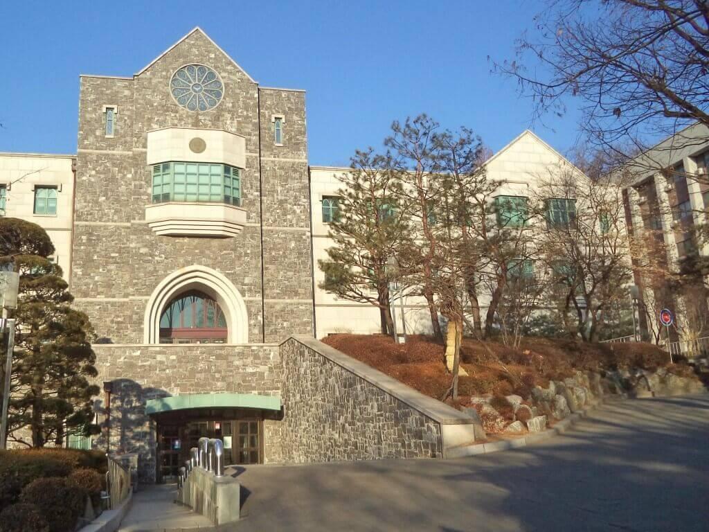 english churches korea seoul union church non-denomination