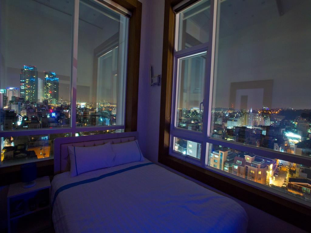 best places hotels seoul the ore hongdae