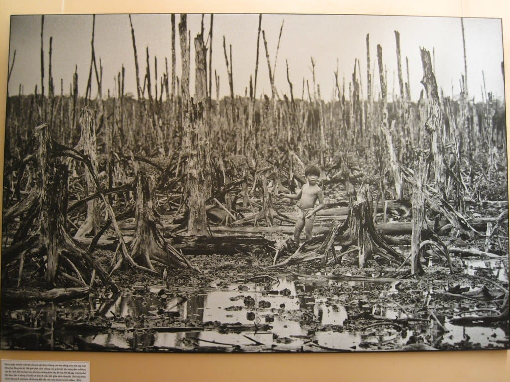 vietnam ho chi minh war museum