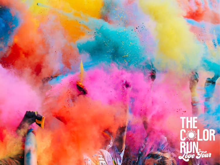 the color run love tour south korea seoul jamsil july things to do events