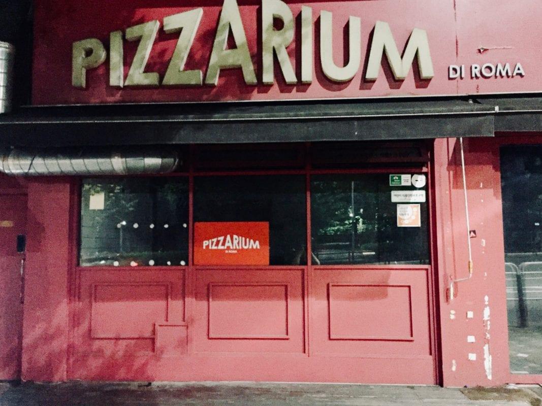 pizzarium noksapyeong