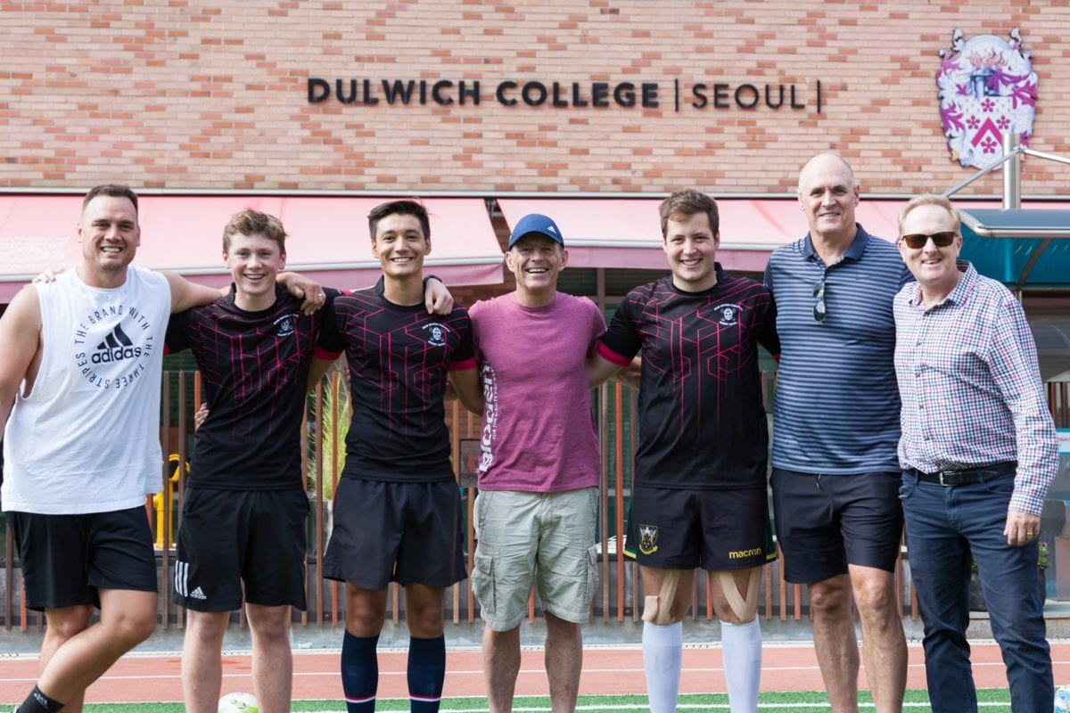 dulwich college rugby camp training
