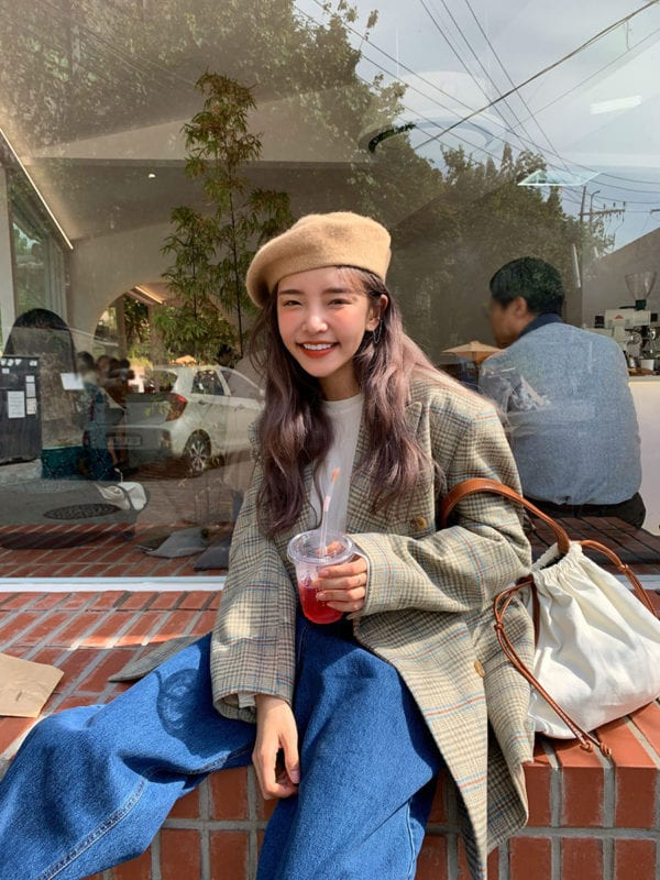 oversized blazer fall winter fashion trends 2019 korea korean