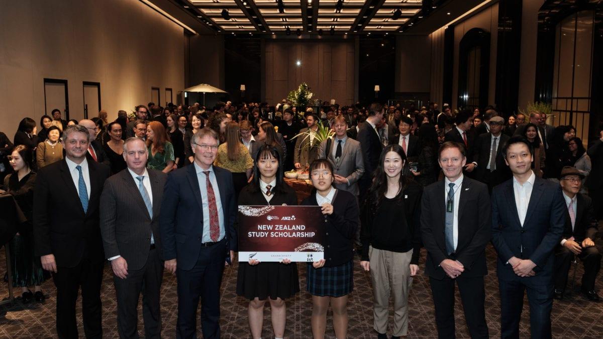 kiwi new zealand chamber embassy grand hui seoul korea