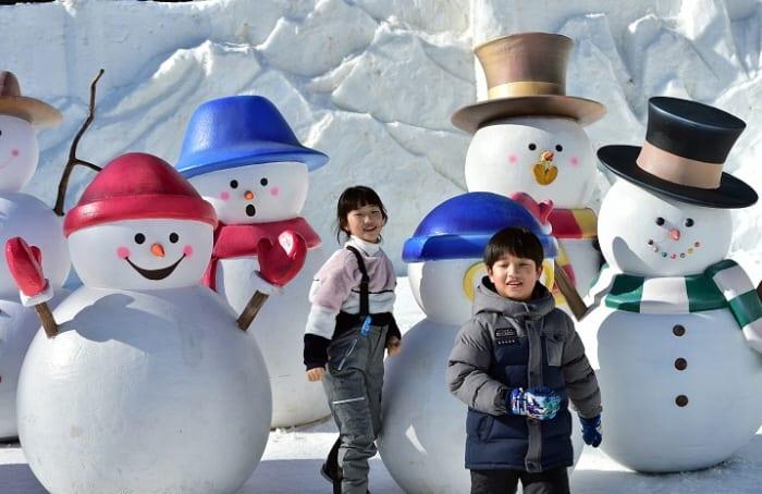 daegwallyeong snow festival gangwon