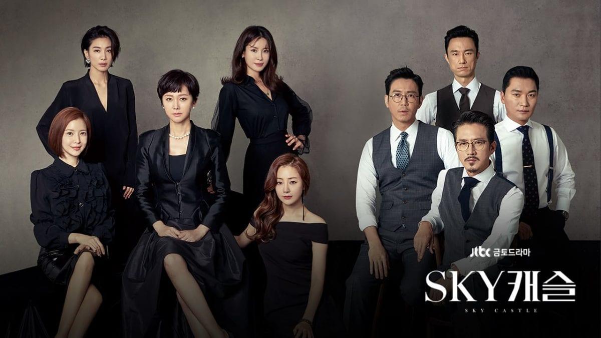 kdrama korean drama 2019 sky castle