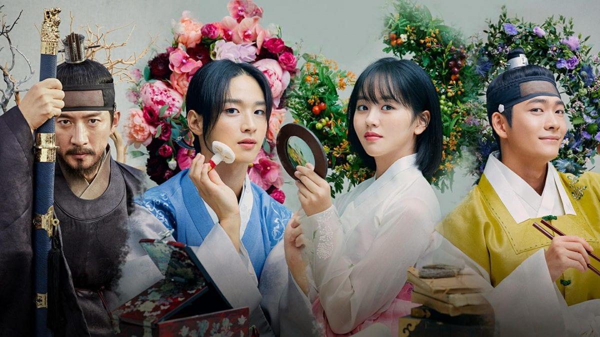 the tale of nokdu 2019 korean drama kdrama