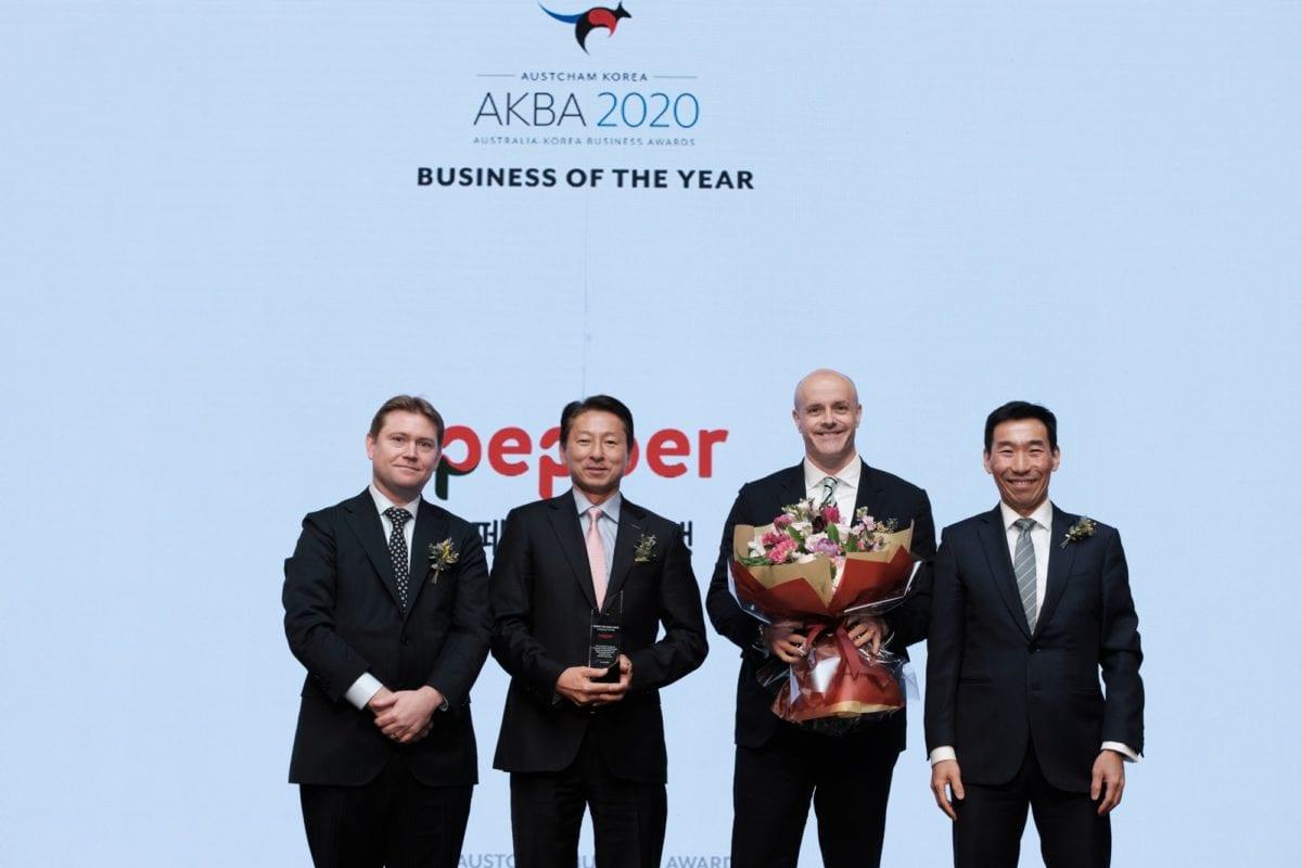 australia-korea business awards 2020