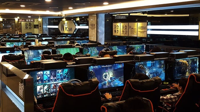 PC room korea
