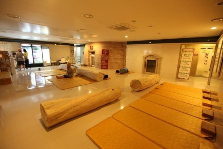 sauna in korea