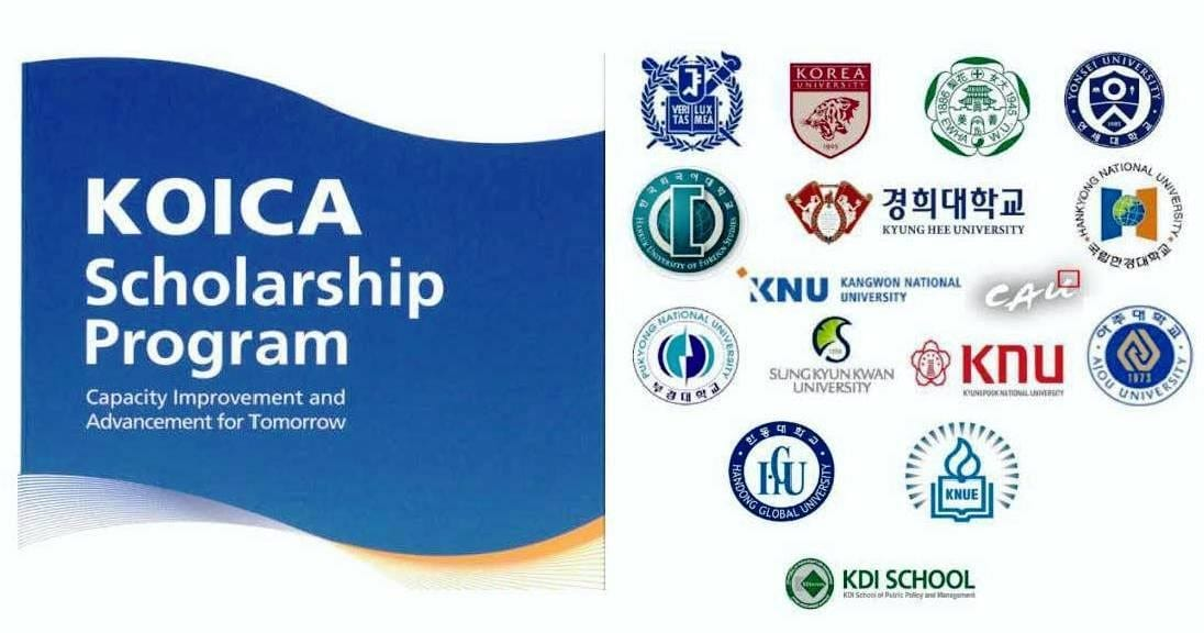 koica scholarships for international students in korea