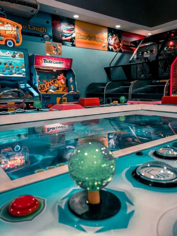 arcade bar korea