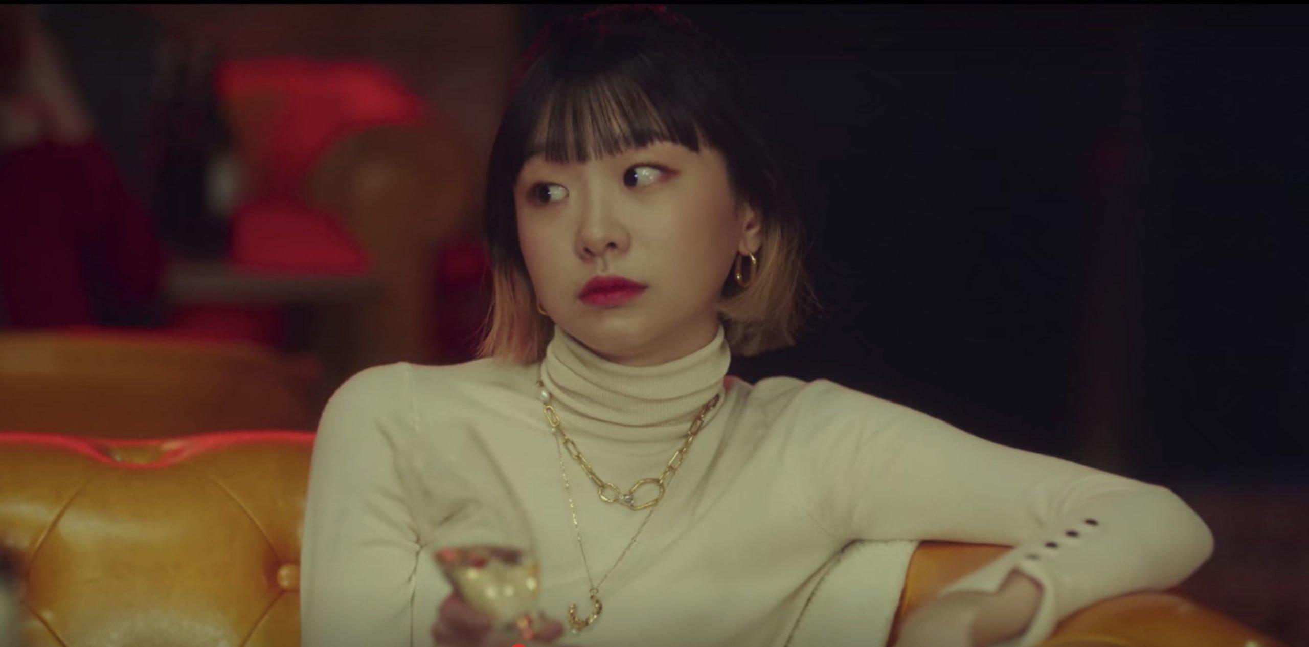 Kim Da-mi in Itaewon Class