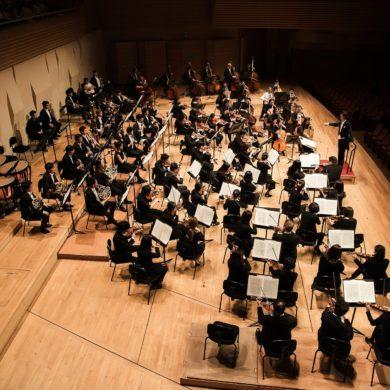 Seoul Philharmonic Orchestra performance
