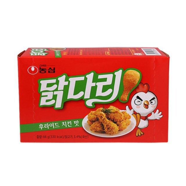 chicken legs snack